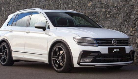 Німці встигли поліпшити новий Volkswagen Tiguan (Фото)