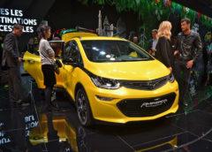 Opel Ampera-e: породемонстрували «вбивцю» BMW i3 (Фото)