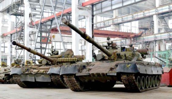 Українську бронетехніку оснастять новим дизелем (Відео)