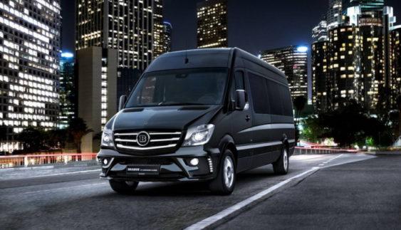 Презентували Mercedes-Benz Sprinter для дуже багатих клієнтів (Фото)