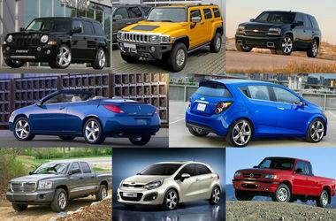 Авто на межі фолу: ТОП-10 моделей, які ледь не провалили краш-тести (фото)