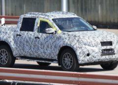 Перший пікап Mercedes скоро надійде у продаж
