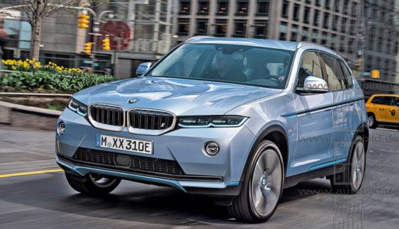 BMW X3 отримає нову версію кросовера