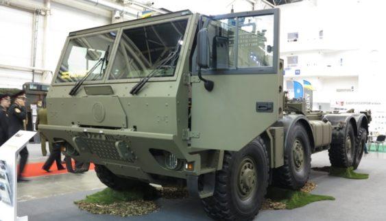 Tatra — унікальний всюдихід для української армії (Фото)
