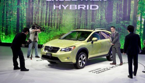 Subaru зняв з виробництва свій перший і єдиний гібрид