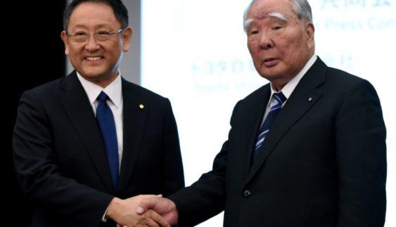 Toyota і Suzuki об'єднають зусилля в боротьбі з європейськими марками