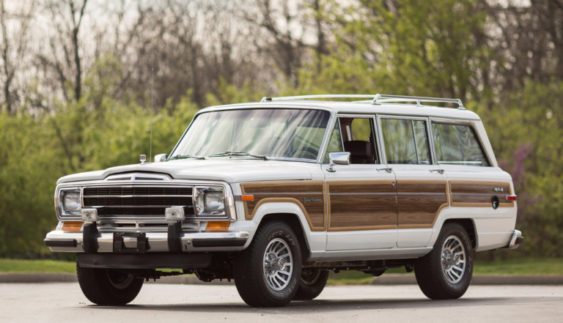 Jeep випустить конкурента Range Rover