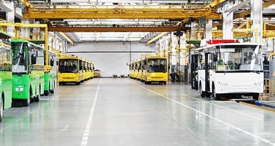 """""""Богдан Моторс"""" освоїв випуск приміських автобусів Євро-5"""
