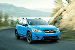 Озвучена вартість нового Subaru XV Crosstrek