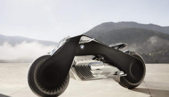 Який вигляд має мотоцикл майбутнього від BMW без керма і підвіски (Фото)