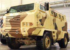 """Український """"Халк"""": зображення нової бойової машини"""