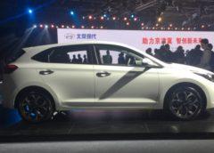 Дебютував хетчбек Hyundai Solaris нового покоління