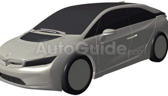 У Мережу потрапили зображення нової моделі BMW i5