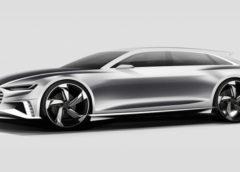 Перші повідомлення про нову Audi A6