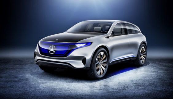 Daimler витратить $ 11 млрд на електромобілі Mercedes-EQ