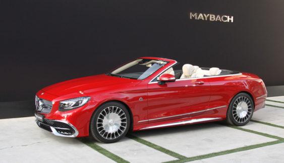 Mercedes показав найдорожчий автомобіль (Фото)