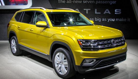 Продемонстрували найбільший кросовер Volkswagen (Фото)