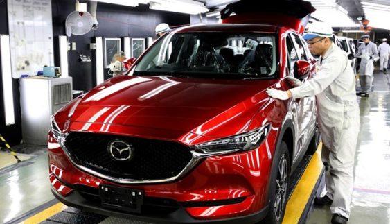 Нова Mazda CX-5: випуск почався