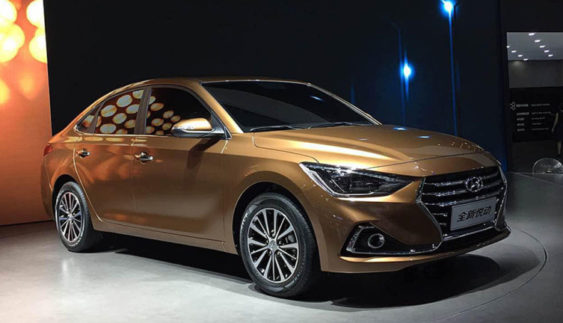 Celesta – новий седан марки Hyundai (Фото)
