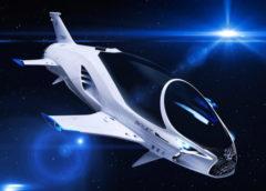 Lexus побудував космічний корабель (Фото)
