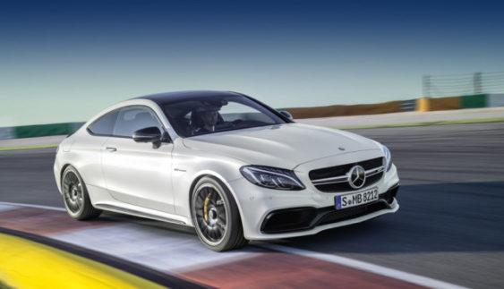 Mercedes-AMG може випустити чотирьохдверне купе