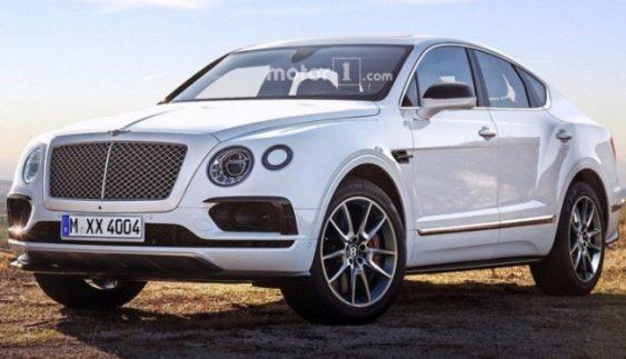 Bentley поповнить модельний ряд недорогими кросоверами