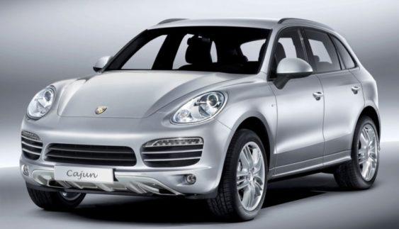 Porsche може випустити маленький кросовер