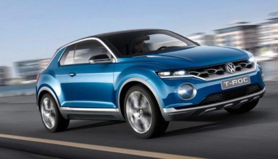 Volkswagen представить новий компактний позашляховик на базі Golf