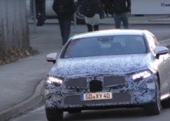 Новий Mercedes-Benz CLS помітили на дорожніх випробуваннях (Фото)