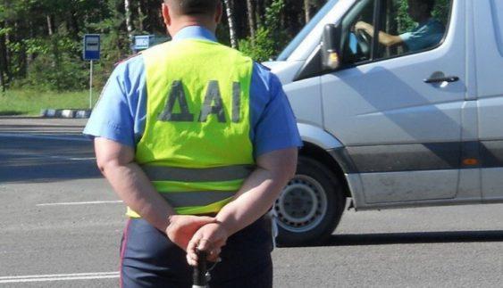 ДАІшники з жезлами вийшли на українські дороги