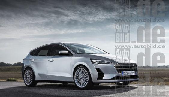 Оновлений Ford Focus отримає модифікацію купе