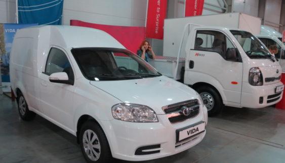 ЗАЗ Vida Cargo: новий український розвізний фургон (Фото)