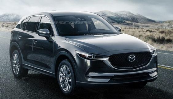 Нова Mazda CX-5 отримає турбований двигун