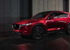 Кросовер Mazda CX-5 другого покоління офіційно представлений (Фото)