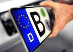 Власників автомобілів із іноземними номерами чекає неприємний сюрприз