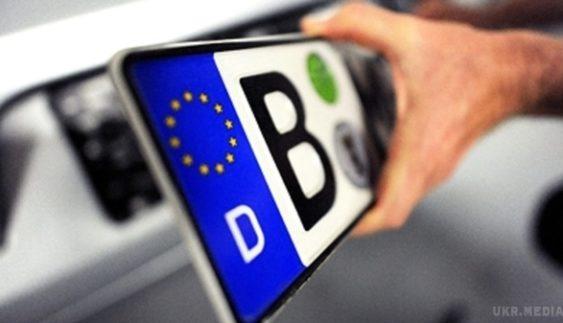 Що робити з нерозмитненими авто з ЄС: рекомендації юриста