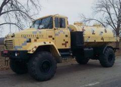 """""""АвтоКрАЗ"""" розширив лінійку військової спецтехніки (Фото)"""