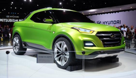 Hyundai Creta перетворилася в пікап: офіційні фото