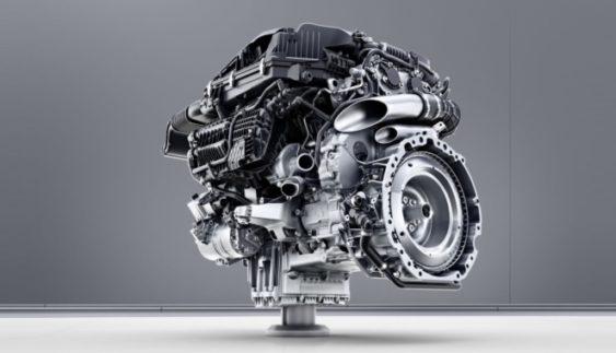 Mercedes-Benz представив нове сімейство двигунів