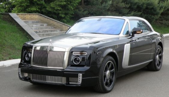 Українці зробили рестайлінг Rolls-Royce (Фото)
