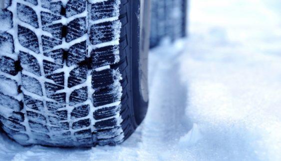 Переваги використання зимових шин