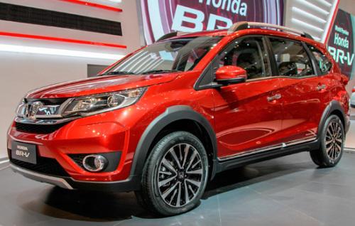 Honda презентувала новий економічний кросовер (Фото)