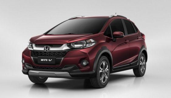 Honda представила новий компакт-кросовер WR-V (Фото)
