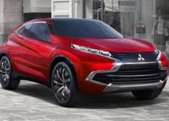 Mitsubishi GT-PHEV показав майбутнє позашляховиків марки (Фото)