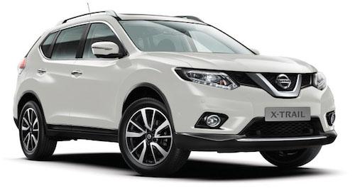 Nissan готує нову модифікацію X-Trail