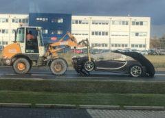Багаті теж плачуть: найдорожчий суперкар розбили в ДТП (Фото)
