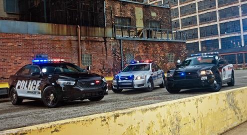 У США визначили кращі поліцейські авто
