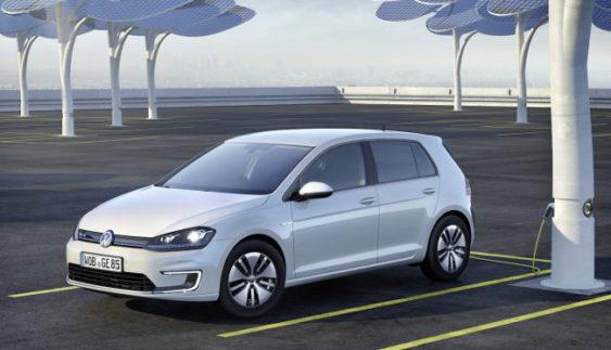 Volkswagen представить електромобіль e-Golf після оновлення