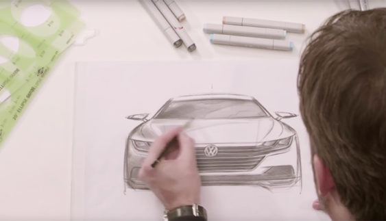Volkswagen розповів подробиці про нову модель (Відео)