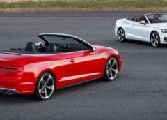 Audi презентувала кабріолети нового покоління A5 і S5